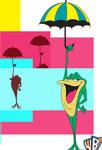 Michigan et son parapluie