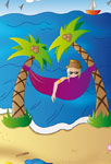 Vacances en hamac