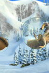 Ecureuils dans une bulle