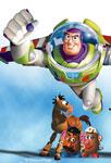 Buzz qui vole