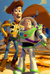 Buzz et Woody en duo