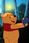 Winnie avec un coeur