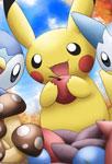 Pikachu et ses amis