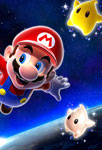 Mario dans l'espace