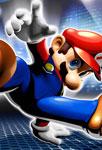 Mario qui danse