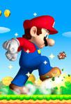 Mario qui écrase tout