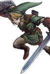 Link avec son épée