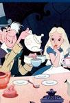 Alice en compagnie de ses amis