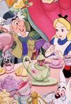 Alice avec ses amis