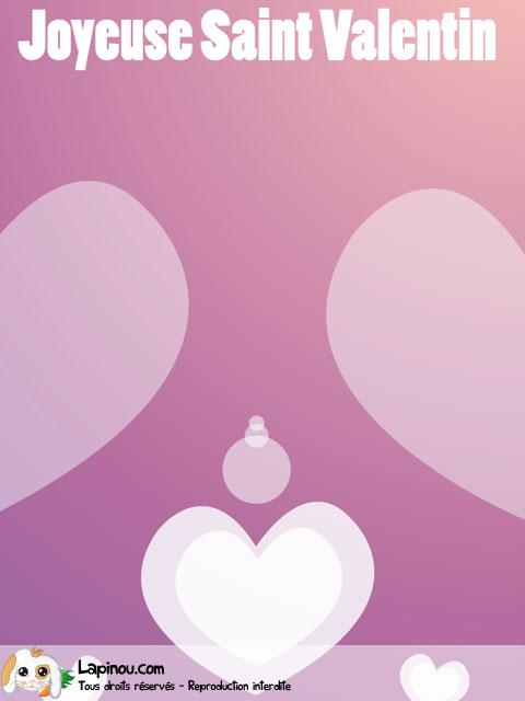 Coeurs translucides