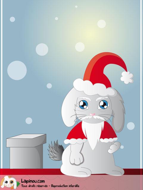Père Noël lapin