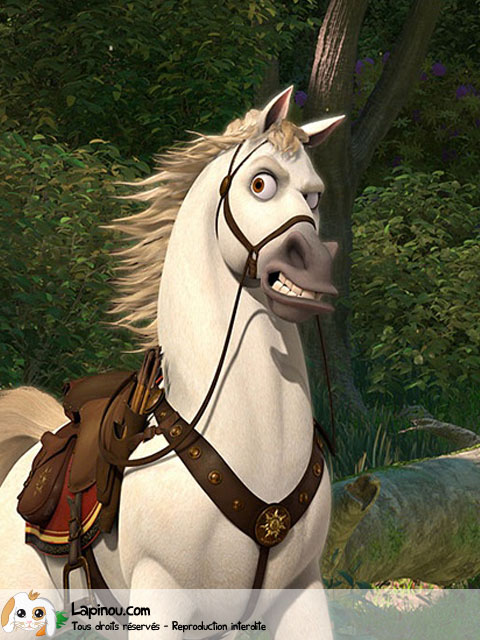 Maximus carte en ligne envoyer sur lapinou - Maximus cheval raiponce ...