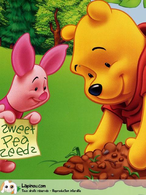 Winnie l'ourson et Porcinet