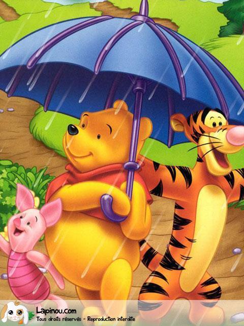 Winnie, Porcinet et Tigrou
