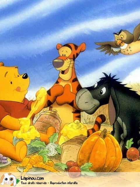 Winnie et tous ses amis