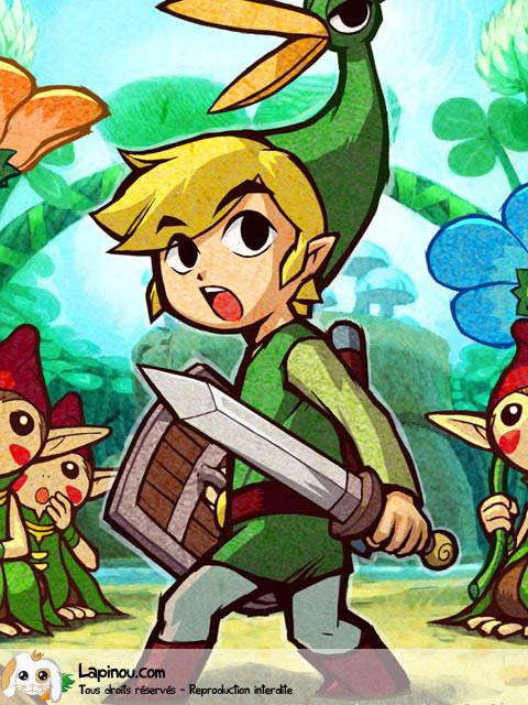 Link aux aguets
