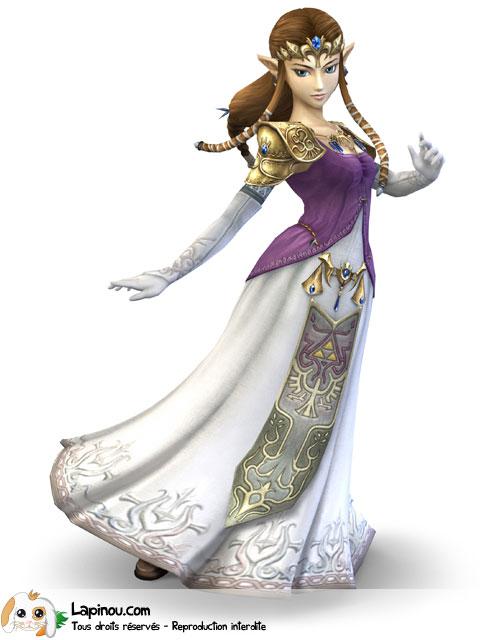 Zelda en 3D