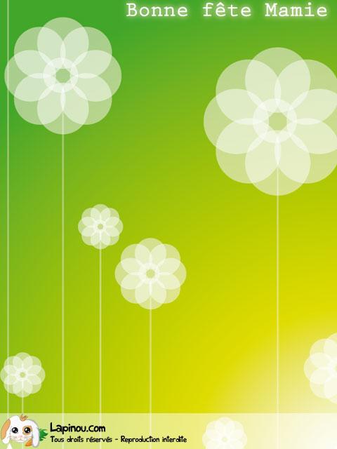 Fleurs et étoiles