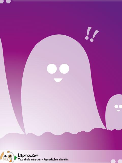 Fantôme étonné