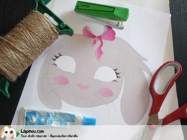 Masque de Praline