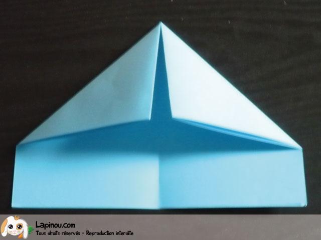 Etape 1 Comme Un Bateau Chapeau En Papier