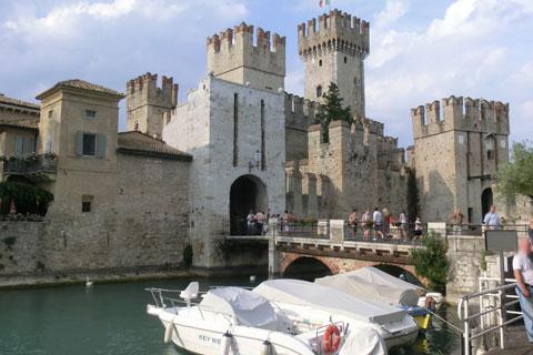 Le château de Sirmione