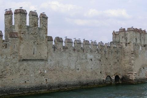 Rempart du château