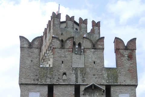 La herse du château