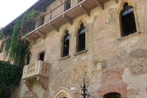 Balcon de Roméo et Juliette