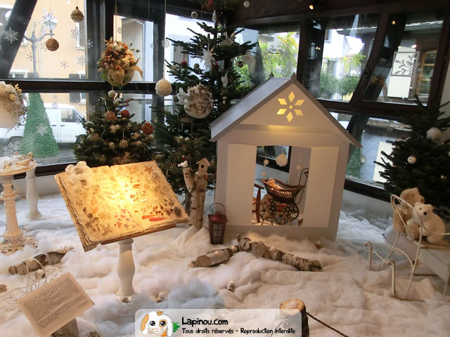 Interieur maison noel for Decoration noel interieur