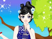 Habillage japonais