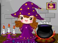 La petite magicienne
