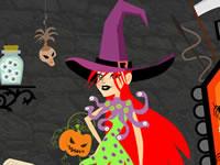 Habillage pour Halloween