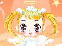 Habillage petit ange