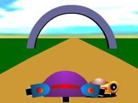 Ponky la petite voiture