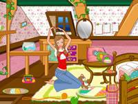 Décoration chambre de jeune fille