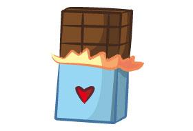 Le jeu du chocolat