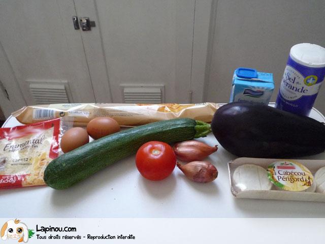 Tarte aux l gumes recette pour les enfants sur - Recette legume pour enfant ...