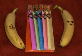 Les bananes partent en Corée
