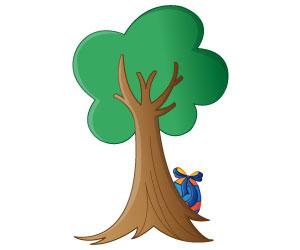 Quand tu rencontres un arbre