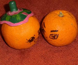 Monsieur et Madame Orange
