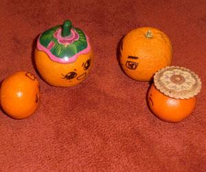 Madame Orange arrive