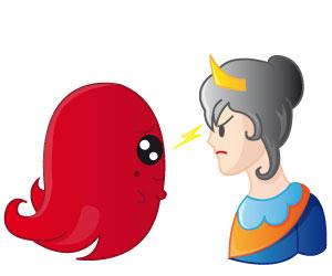 Chapitre 5 : Le gentil monstre et la vilaine princesse